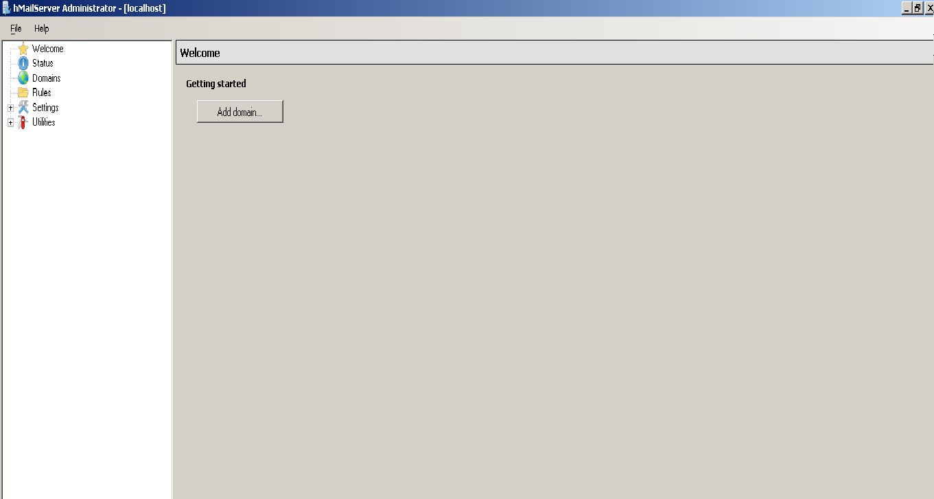How to configure domain in hmail server – Strad Solutions